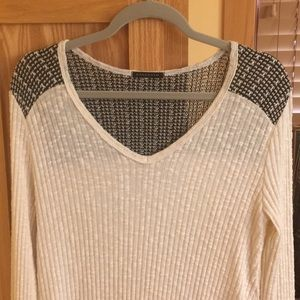 Staccato Sweater Tunic